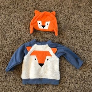 Other - Fox sweatshirt
